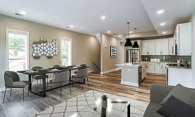 Living Room, 244 Vester Ave, 0
