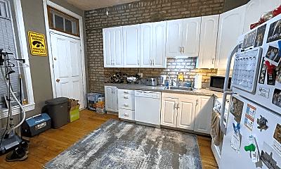 Kitchen, 1808 W Henderson St, 1