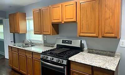Kitchen, 1214 W 98th St, 1