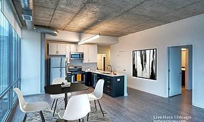 Kitchen, 1403 S State St, 1