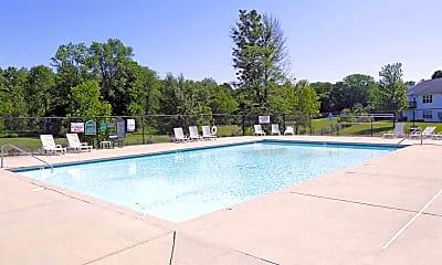 Pool, The Legends of Wildcat Creek, 0