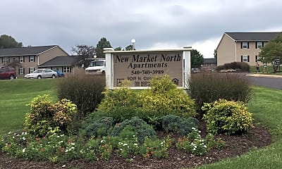New Market North Apartments, 1