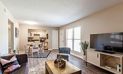 Living Room, 207 S Barksdale St, 0