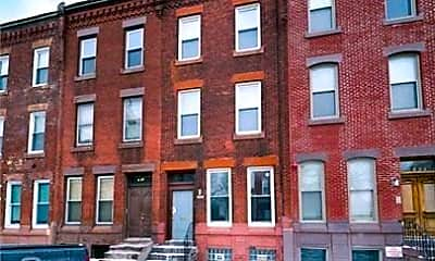 Building, 1822 W Diamond St, 1