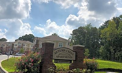 Autumn Crest Apartments, 1