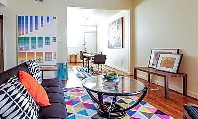Living Room, 5677 Waterman Blvd 32, 1