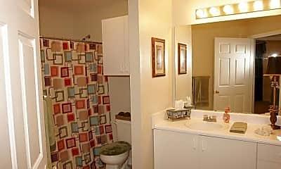 Bathroom, Windsor Lake Apartments, 2