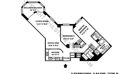 2151 Jamieson Ave 708, 1