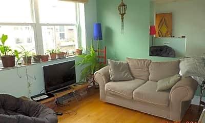 Living Room, 1530 S Iseminger St, 0
