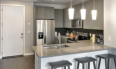 Kitchen, 2080 California St, 1