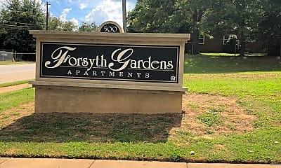 Forsyth Gardens, 1