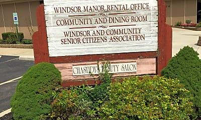 Windsor Manor, 1
