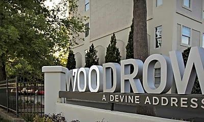 Building, 700 Woodrow, 0