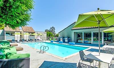 Pool, Skyline Apartment Homes, 0