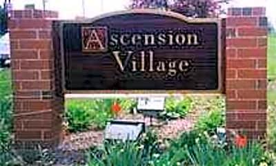 Ascension Village, 1