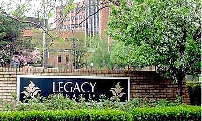 Community Signage, Legacy Place, 0