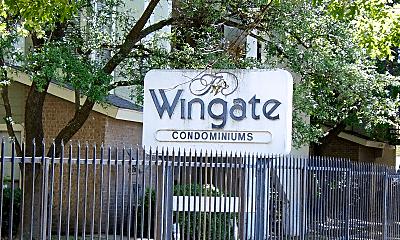 Community Signage, 9623 Walnut St, 0