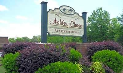 Building, Ashley Chase, 1