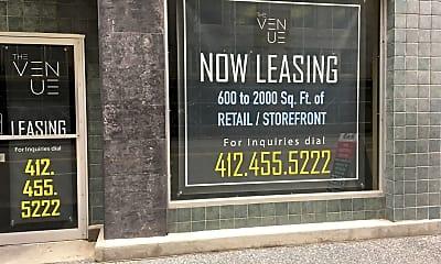 Community Signage, 625 Stanwix Street, 1