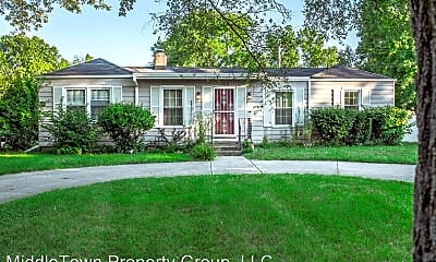 Building, 1312 North Woodridge Drive, 1