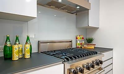 Kitchen, 1425 Garden St, 1