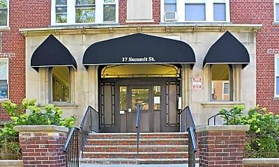 Building, 17 Summit Street Apartments, 0