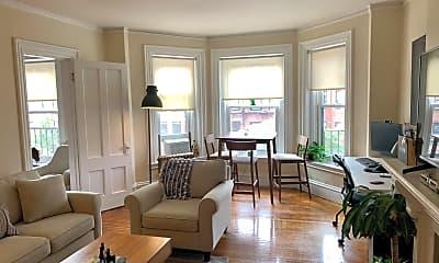 Living Room, 217 Newbury St, 1