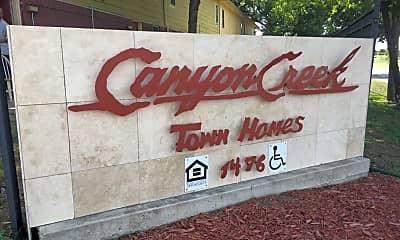 Canyon Creek Townhomes, 1