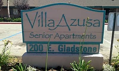 Villa Azusa Senior Apartments, 0
