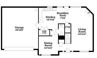 1703 Cottage Creek Rd, 1