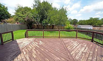 Patio / Deck, 15811 Colton Well, 2