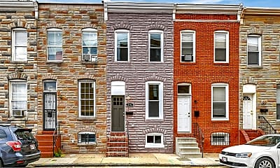 Building, 216 N Glover St, 0