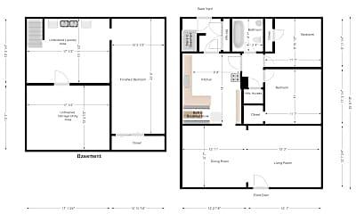 Building, 4435 Winona Ct, 2