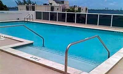 Pool, 601 NE 23rd St 806, 2