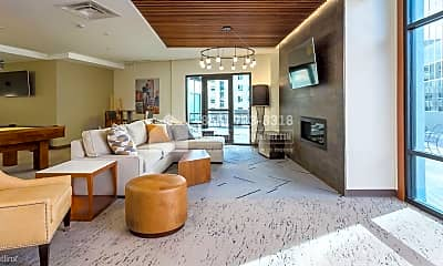 Living Room, 1777 Larimer St, 1