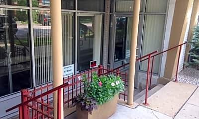 Patio / Deck, 6919 N Sheridan Rd 314, 1