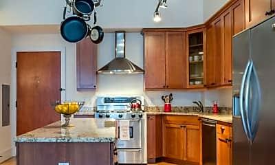Kitchen, 100 Paterson Plank Rd, 1