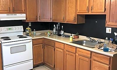 Kitchen, 23a Suffolk St, 1