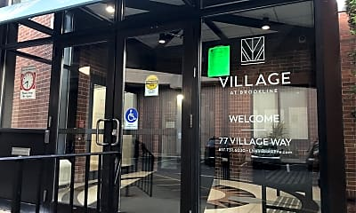 The Village At Brookline, 1