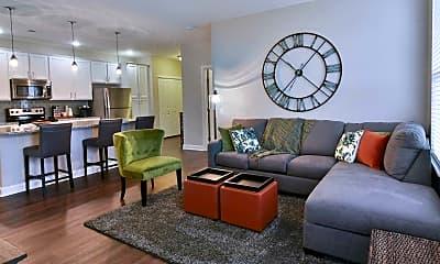 Living Room, Apartments on Edgehill, 0