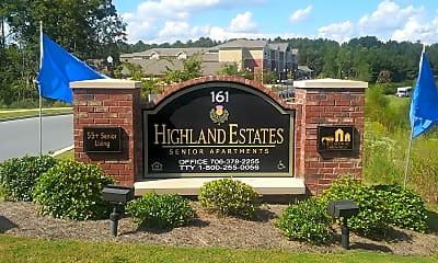 Highland Estates Senior Apartments, 1