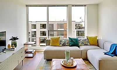 Living Room, 2220 E Union St, 1