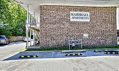 Community Signage, 3336 E Marshall St, 2