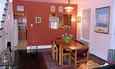 Dining Room, 3724 Hamilton St, 1