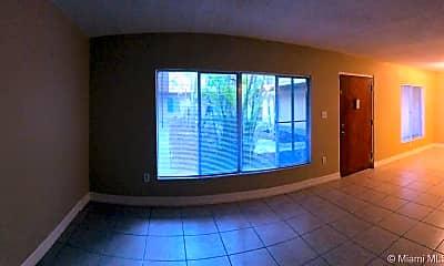 Living Room, 1830 Maravilla Ave 402, 1