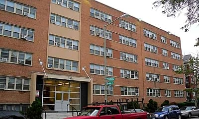 Building, Holmead Place Apartments, 1