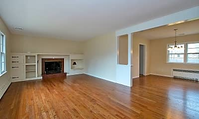 Living Room, 20 Hill St, 1
