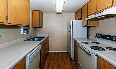 Kitchen, Sunwood Senior Apartments, 1