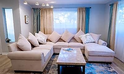 Living Room, 11153 Morrison St, 1