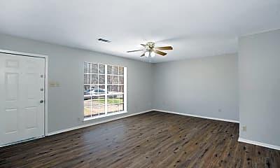 Living Room, 809 Eberhart Ln, 1